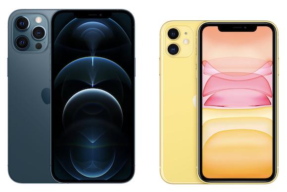 iPhone13シリーズ発売に向けて買い取りに出されたiPhoneのモデル別比率は?
