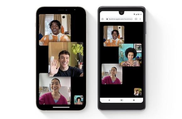 【iOS15】WindowsやAndroidとFaceTimeビデオ通話する方法