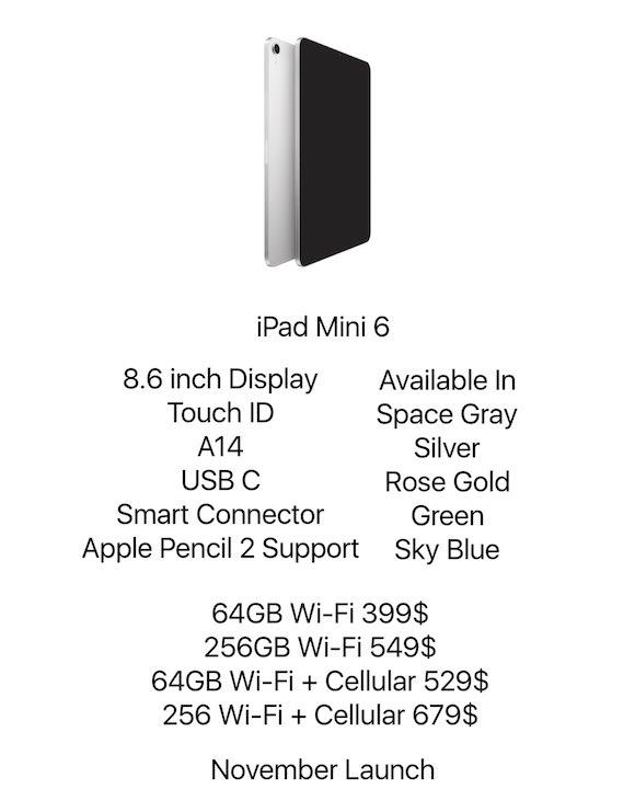 iPad mini 6 majin bu_1