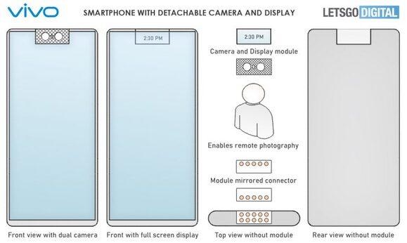vivo カメラ 特許