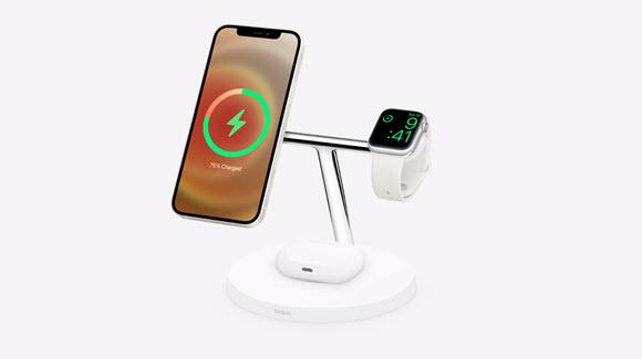 Belkin ベルキン MagSafe ワイヤレス充電スタンド 2020年10月 AppleEvent