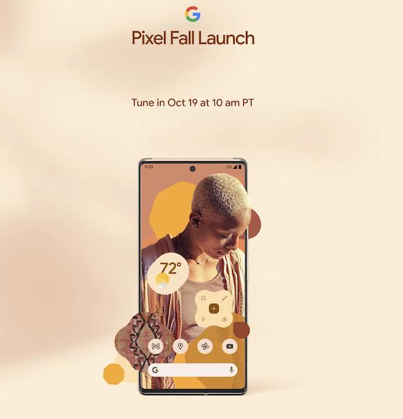 Google Pixel Launch