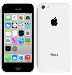 iPhone5Cホワイト